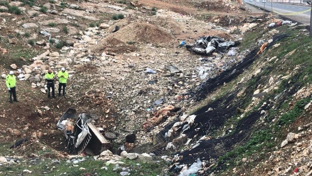 Şanlıurfa'da feci kaza: 1 ölü, 1 ağır yaralı