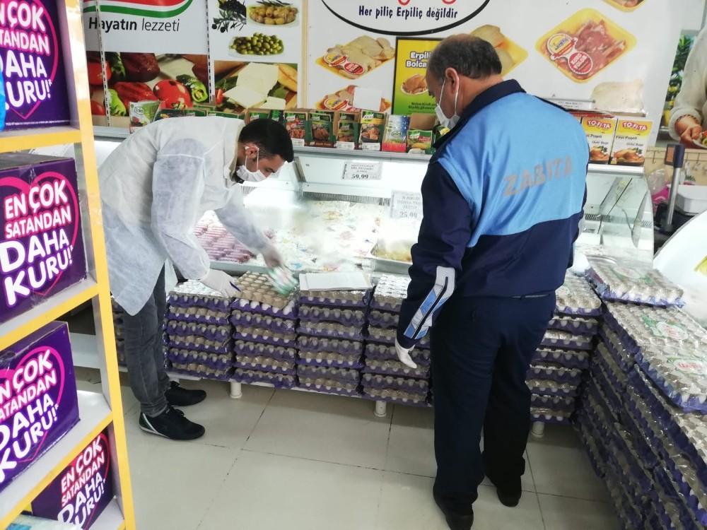 Şanlıurfa'da ilave korana virüs tedbirleri
