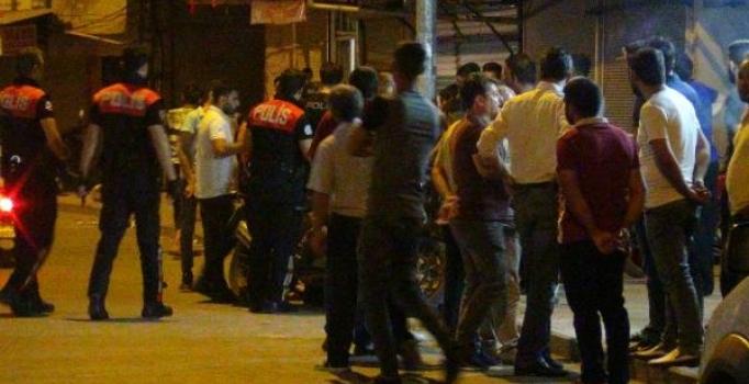 Şanlıurfa'da komşu ailelerin levyeli kavgası: 1 yaralı, 2 gözaltı