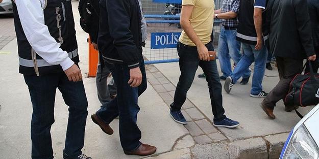 Şanlıurfa'da operasyon: 63 gözaltı