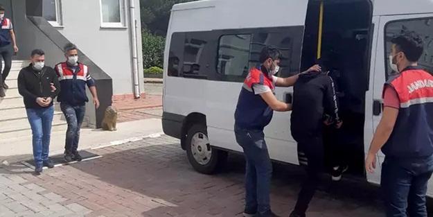 Sansasyonel eylem hazırlığındaki teröristler İstanbul'da enselendi