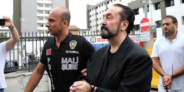 Sapık Adnan Oktar mahkeme salonundan atıldı! Verdiği cevap çare etmedi