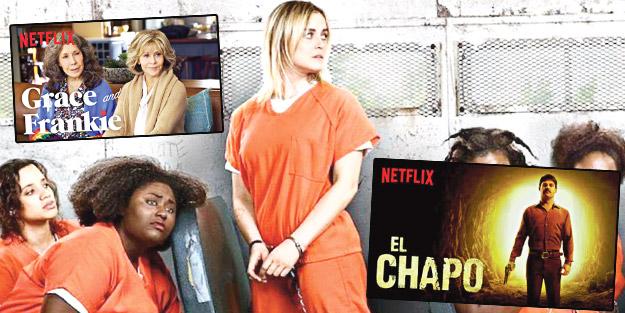 Sapkınların Netflix tuzağı