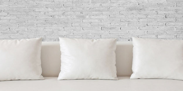 Sararmış yastık kılıflarının temizliği nasıl olur?