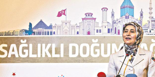 Sare Davutoğlu: Lütfen son ana kadar sezaryenden kaçının!