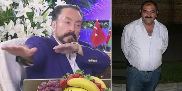 Şaşırmadık! Pornocu Şahin K.'nın Adnan Oktar'la ilişkisi...
