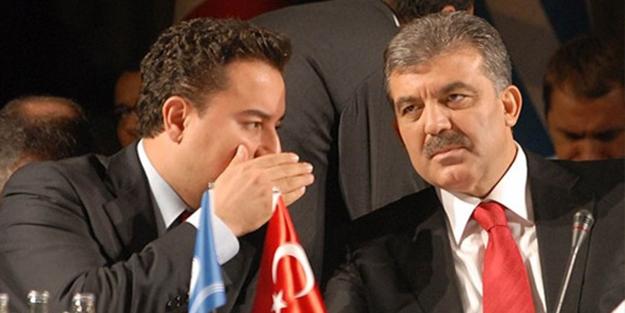 Şaşırttı... Abdullah Gül'den Babacan'a ters köşe!