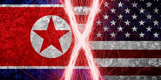 Savaş çıkaracak gelişme! ABD uçağı Kore'de...