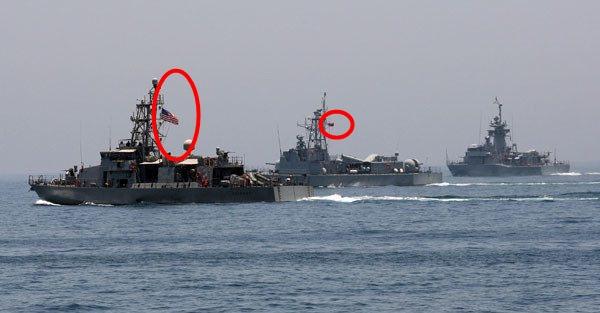İran, Ummana savaş gemileri gönderdi