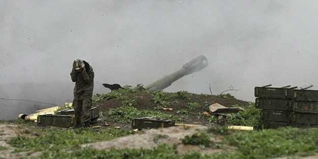 Savaş her an patlak verebilir! Kardeş ülke askerlerine ateş açıldı