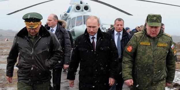 Savaş kapıda! Putin sınıra asker yığıyor