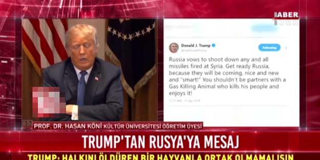 'Amerika ile Rusya savaşırsa yaşarız'