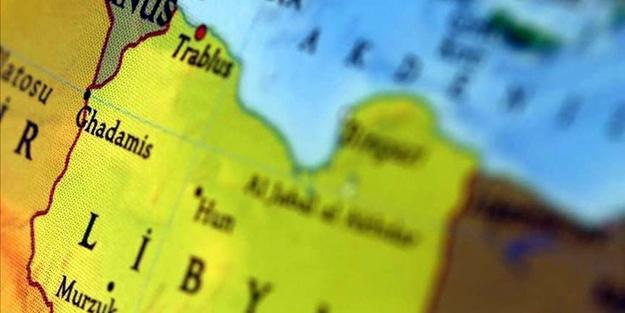 Savaş uçakları saldırdı, Libya petrol limanları kapatıldı!