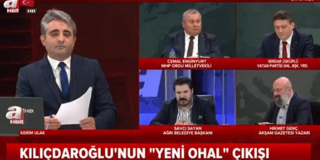 Savcı Sayan canlı yayında bombayı patlattı: Baykal'ın başına bir operasyon gelmesi…
