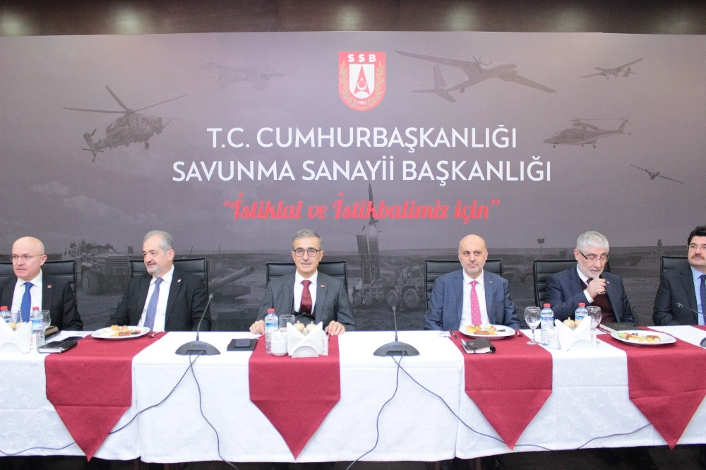 """Savunma Sanayii Başkanı Demir: """"Motor sonuçlandıktan sonra T0 başlayacak"""""""