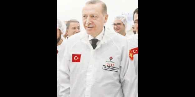 Sayın Tayyip Erdoğan'ın halefi üzerine