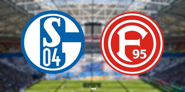 Schalke 04 Düsseldorf maçı ne zaman saat kaçta hangi kanalda?