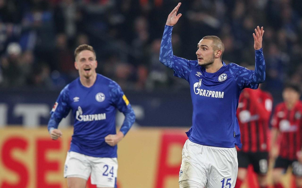 Schalke 04'ü Türk yıldızlar kurtardı