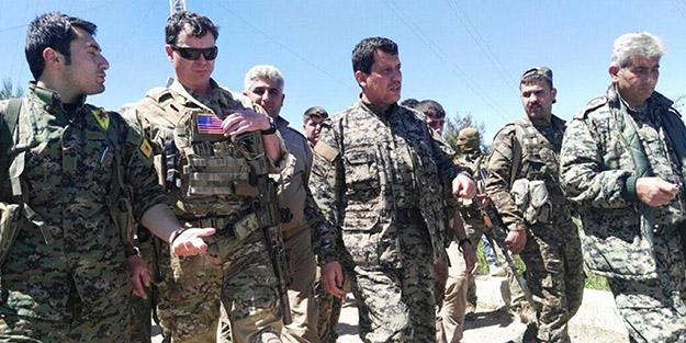 Terör örgütünün sözde komutanından Türkiye'ye küstah tehdit! 'Herhangi bir saldırı büyük bir savaşa dönüşecektir'