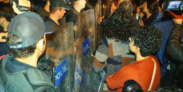 Sebahat Tuncel'den polislere küstah tehdit etti