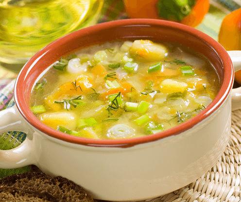 Sebze çorbası tarifi nasıl yapılır? Sebze çorbası malzemeleri