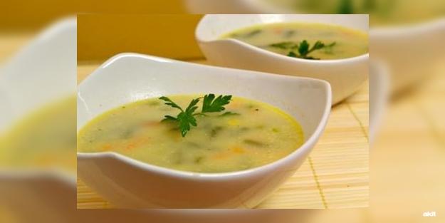 Sebzeli enginar çorbası nasıl yapılır? Sebzeli enginar çorbası tarifi malzemeleri