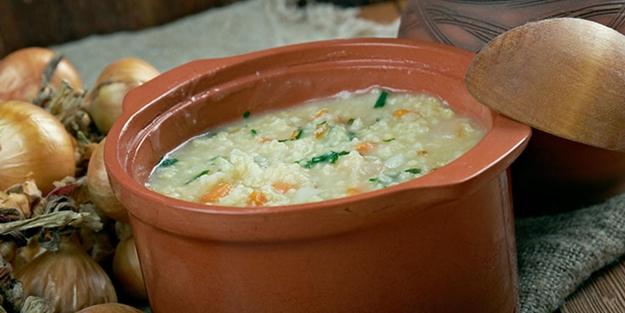 Sebzeli hububat çorbası nasıl yapılır? | Sebzeli hububat çorbası tarifi
