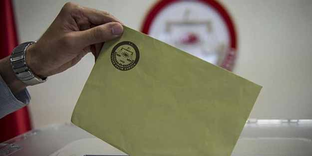 Seçim kurulu ilan etti: İşte il il aday listesi!