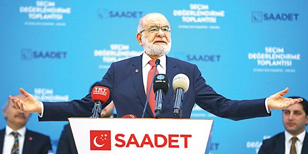 """""""SEÇİMDEN GALİP AYRILAN BİZ OLDUK"""""""