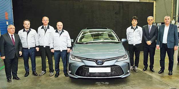 Sedan Segmentinde Oyunun Kurallari Degisiyor Yeni Toyota Corolla