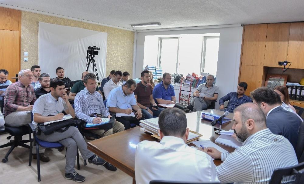 'Şeffaf belediyecilik' uygulamaları devam ediyor