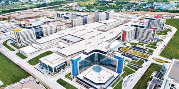 Şehir hastaneleri tam kapasite hizmette