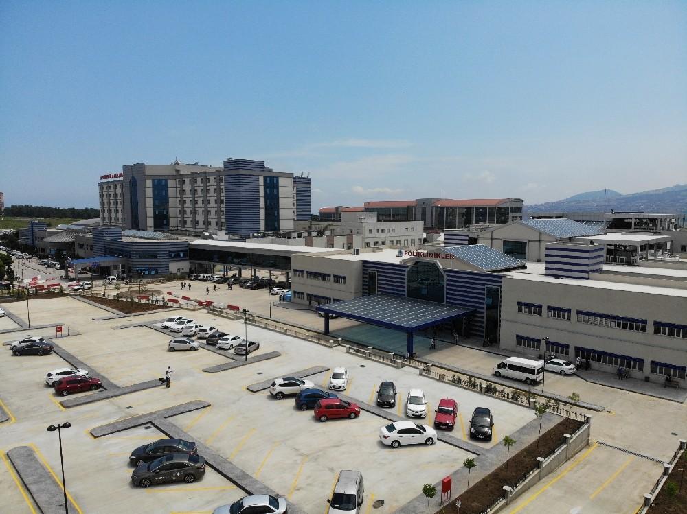 'Şehir hastanesi gibi poliklinik binası' hasta kabulüne başladı