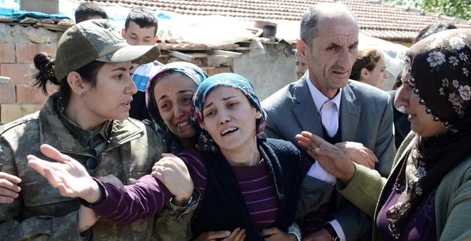 Şehit düşen Aslan Malatya'da son yolculuğuna uğurlandı