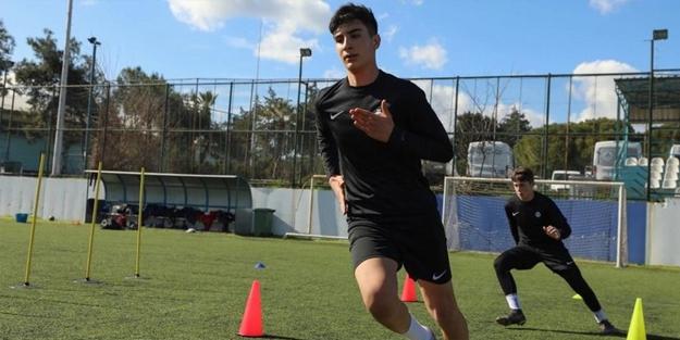 Şehit Fethi Sekin'in oğlu Burak Sekin milli takıma seçildi