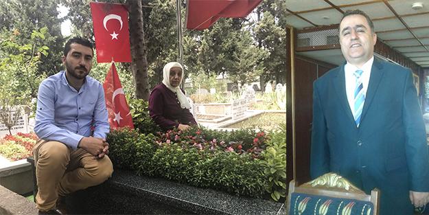 Şehit Mehmet Güder'in eşi: Onu çok özlüyorum...