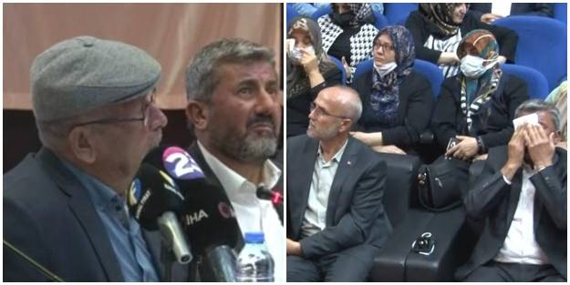 Şehit Ömer Halisdemir'in babası anlattı, dinleyenler gözyaşlarına boğuldu!
