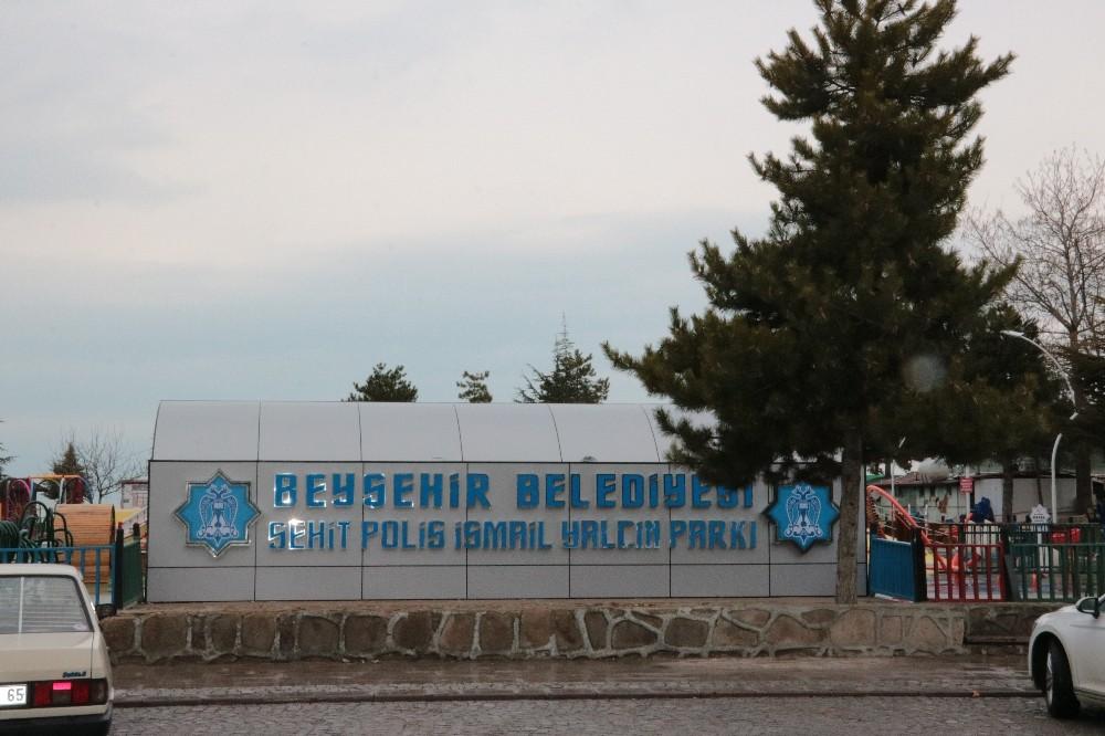 ŞEHİT POLİS İSMAİL YALÇIN'IN İSMİ PARKTA YAŞATILACAK