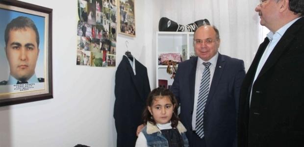 Şehit polisin kızının sözleri yürekleri dağladı!