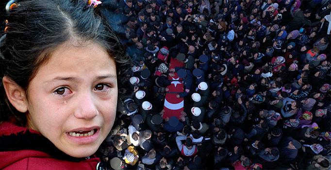 Şehit Uzman Çavuş Olgun Bursa'da son yolculuğuna uğurlandı