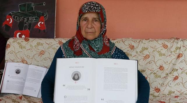 Şehit Yeşilyurt'un annesi: Hem üzüntülü hem gururluyum