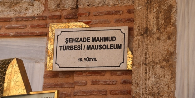 Şehzade Mahmud Türbesi