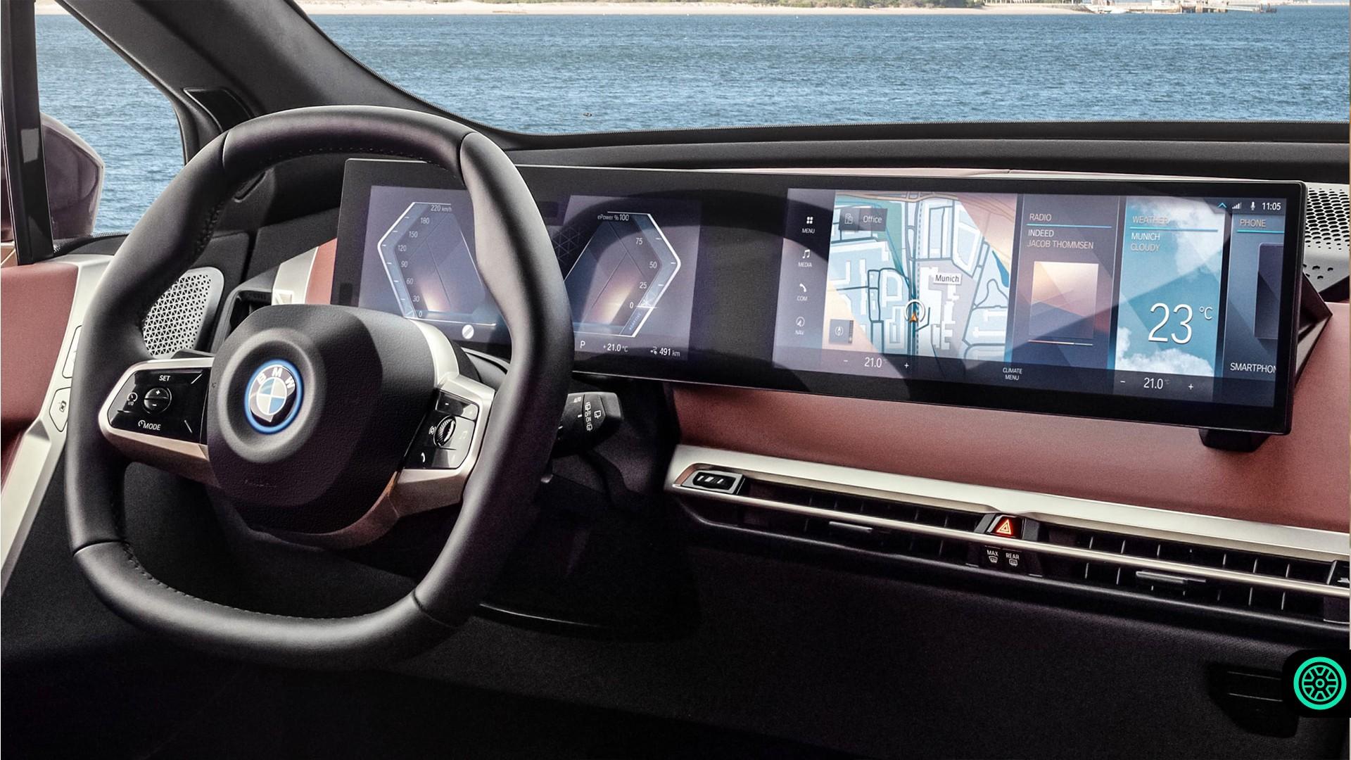 Sekizinci nesil BMW iDrive tanıtıldı