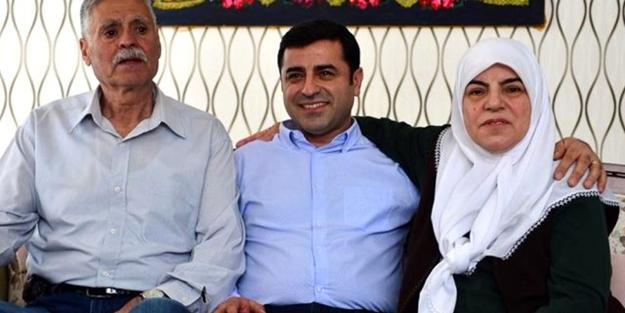 Selahattin Demirtaş'ın ailesinin içinde olduğu araç kaza yaptı!