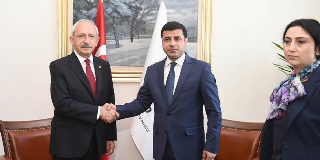 Selahattin Demirtaş'tan partisine 'CHP' talimatı