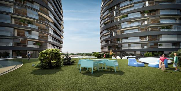 Selenium Ataköy'deki son 30 daire için fırsat
