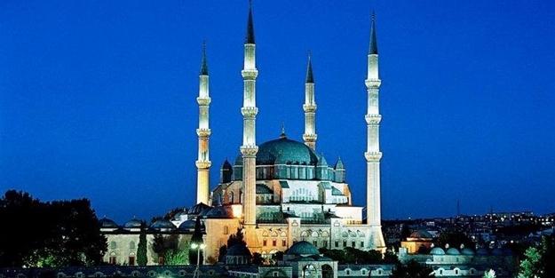 Selimiye'de okunan Kur'an ABD'de yankılandı