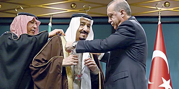 Selman'a Devlet Nişanı