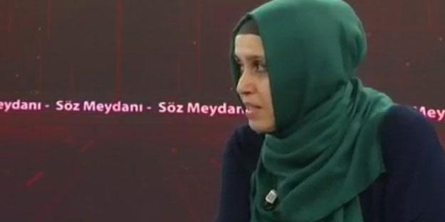 Sema Maraşlı, Akit TV'ye baskını böyle yorumladı:
