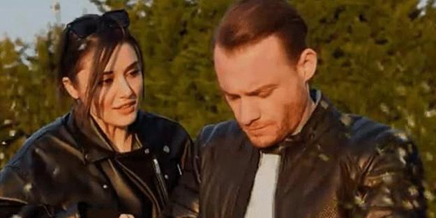 FOX TV'nin rezil dizisinde oynayan Kerem Bursin'den skandal paylaşım